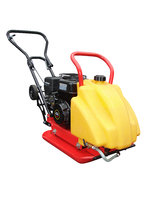 6.5HP compactor sprinkler,wheels kit,paving pad RPV-29155&W-6.5HP 13KN 30cm compacting depth